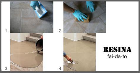 pavimento in resina fai da te la resina nuovi pavimenti a tutta creativit 224