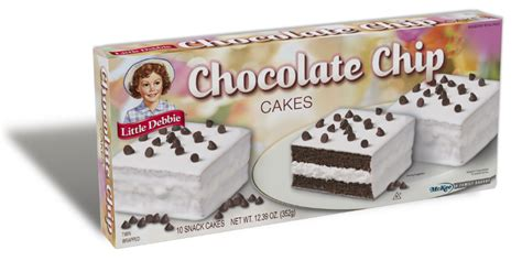 debbie cakes chocolate chip debbie