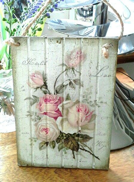 tutorial decoupage shabby chic 25 best ideas about napkin decoupage on pinterest mod