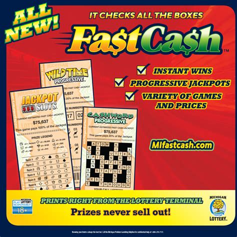How To Win Money Fast - michigan lottery connect