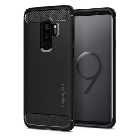 Spigen Rugged Armor Pixel 2 Xl Original Black original spigen rugged armor for samsung galaxy s9
