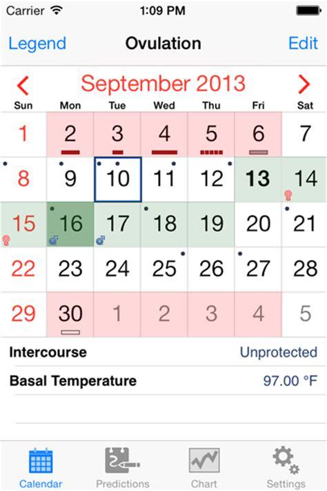 Conceiving Calendar Ovulation Calendar