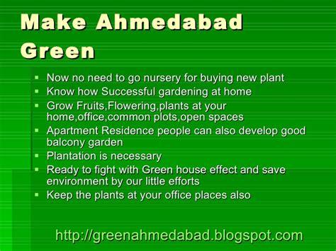 Green Ahmedabad   Clean City   Garden   Plantation   Trees