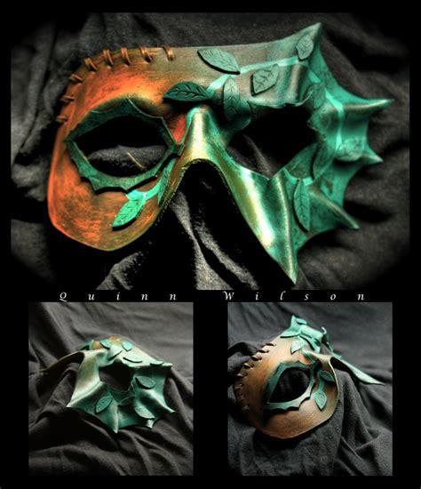 Masker Nature nature mask by drocan on deviantart