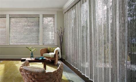 Window Treatments For Patio Sliding Glass Doors Hunter Douglas Patio Door Blinds