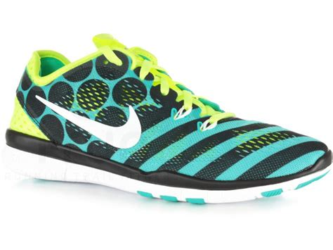 Nike Free Run Tr Fit 5 0 nike free 5 0 tr fit 5 print w pas cher chaussures