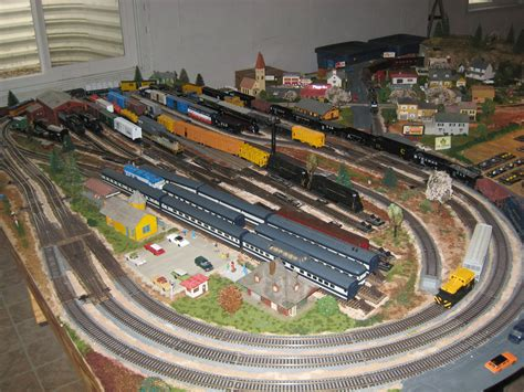 ho layout video 4x8 ho train layout st louis central myideasbedroom com