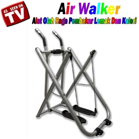 Treadmill Manual Freesytle Glider Tredmil Manual Freestyle Airwalker air walker new freestyle glider pelangsing toko