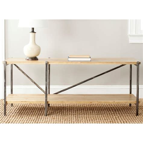Safavieh Console Table Safavieh Theodore Console Table Amh4124a The Home Depot