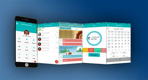 mobile apps software school management software school software best school