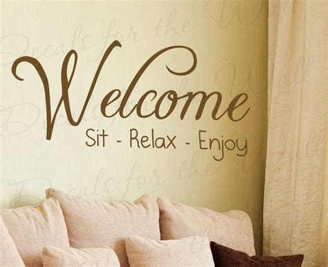 wall decals for guest bedroom wall decal good look guest room wall decals guest room wall decals welcome sit relax