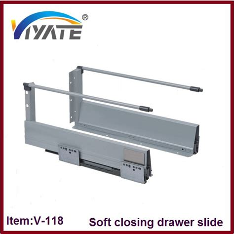 Soft Closing Drawer Mechanism by 143mm Extension Drawer Slide Soft Closing Folding Table Mechanism Buy 143mm Drawer Slide