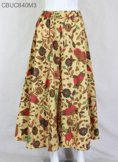 Celana Sarung Motif Coklat celana kulot kembang coklat celana murah batikunik