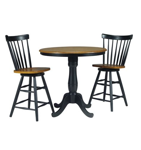 36 Inch High Table by 36 Inch Classic Bar Table Unlimited Furniture Co