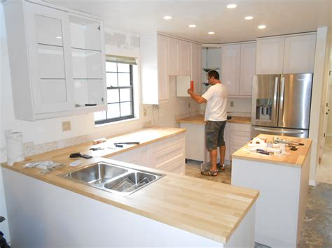 kitchen remodel designer from shabby to chic kitchen remodels on a budget