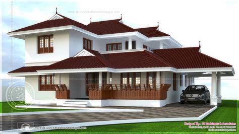 1900 sq feet kerala model sloping roof house house october 2013 kerala home design and floor plans