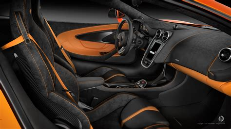 orange mclaren interior mclaren 570s interior by dangeruss on deviantart