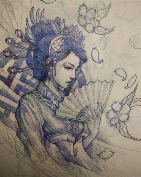 oriental geisha tattoo designs geisha tatt geisha geishas geisha and tatt