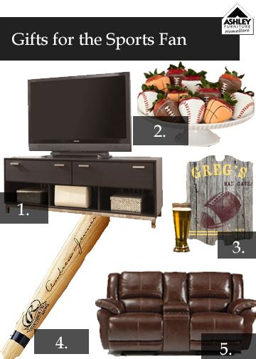 gifts for him sports fan valentine s day gift guide for him ashley homestore designs