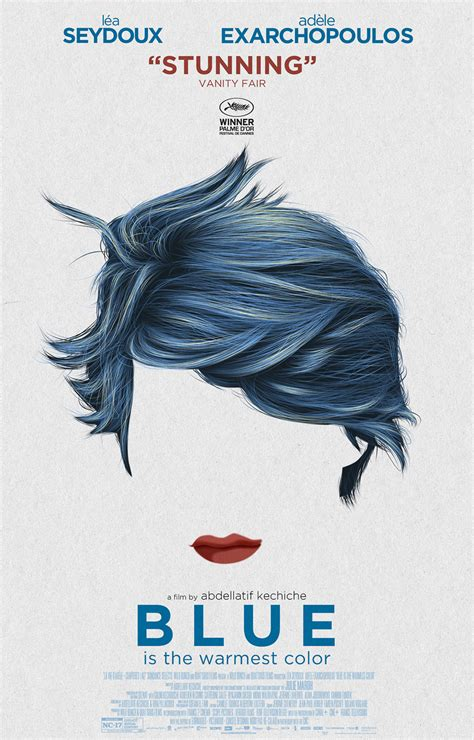 blue is the warmest color trailer blue is the warmest color 2013 poster 1 trailer addict