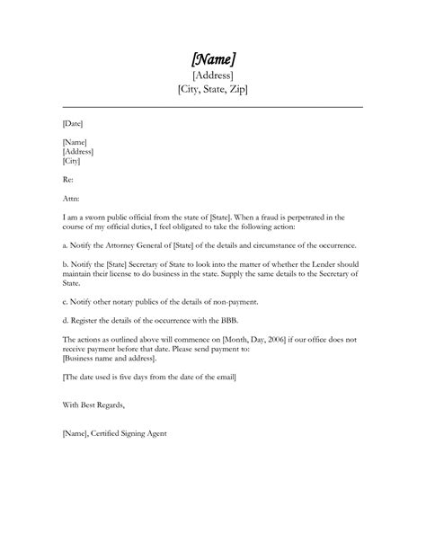 collection letter template best photos of exles of collection letters for