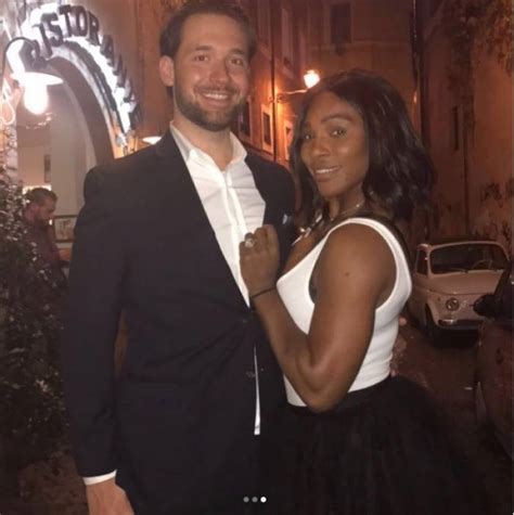 serena williams is already having a very reddit wedding serena williams shares three photos of the engangement day