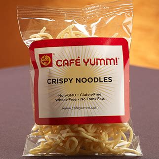 Cafe Yumm Application Specialty Products