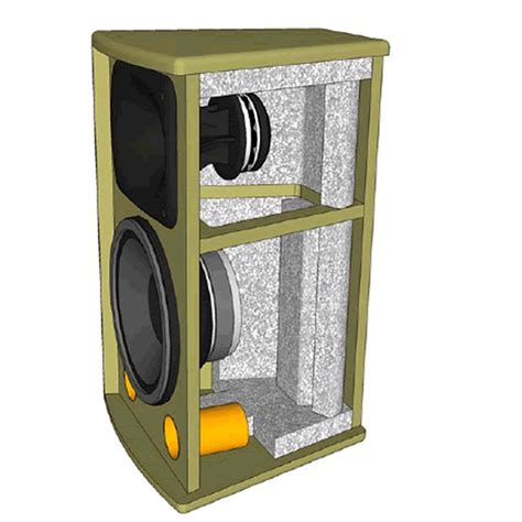 Speaker Eighteen Sound 18 sound speaker system sets
