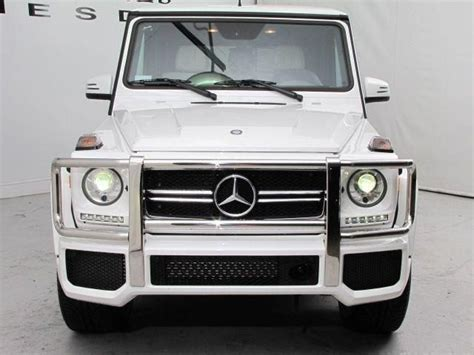Mercedes Suv For Sale by 2014 Mercedes G Class G63amg Awd G63 Amg 4matic 4dr