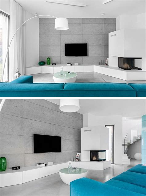 arredare soggiorno arredare soggiorno con parete porta tv per schermo piatto