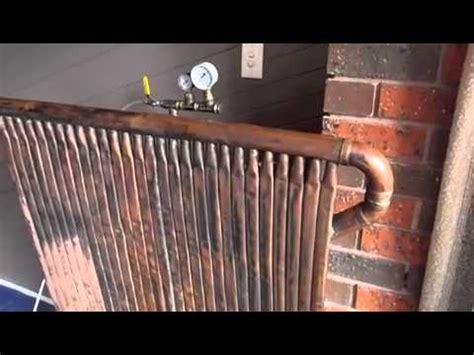 chimney heat pipe