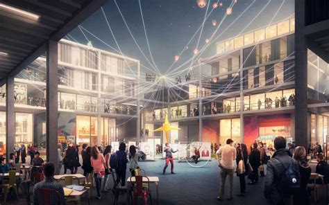 design district dubai dubai design district selects foster partners for its