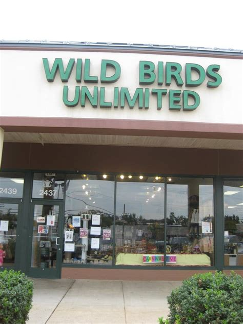 wild birds unlimited pet services 2437 n harrison st