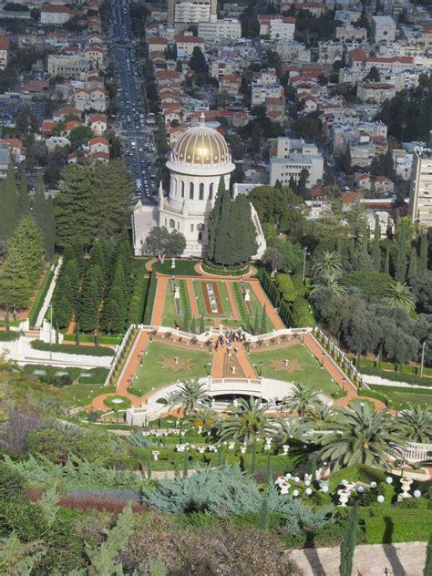 Israel Of Kew Garden by View From Kew Oat Israel Baha I World Centre In Haifa Akko