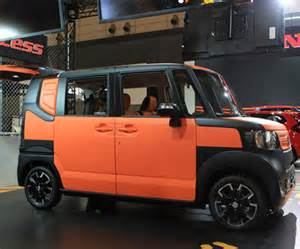 The Honda The Honda Element Will Be All New And Fully Loaded For 2017