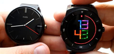 Smart Motorola Moto 360 lg g r kontra motorola moto 360 kt 243 ry smart zegarek wybrać