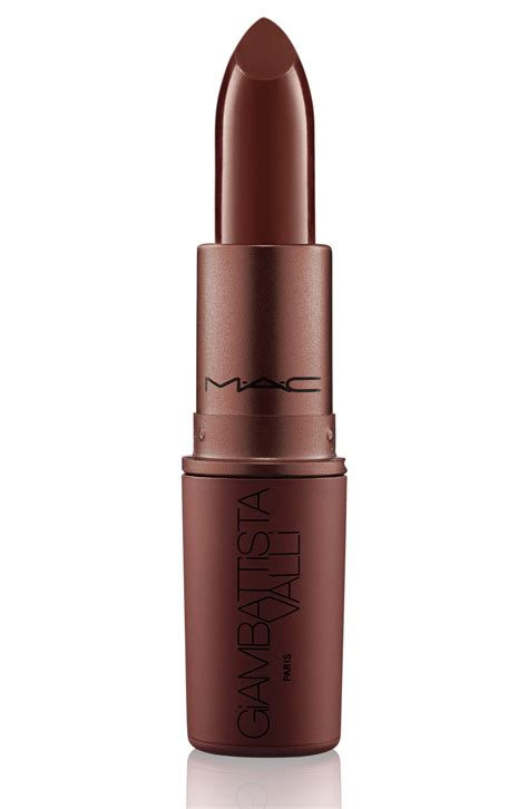 Lipstick Mac Giambattista look mac cosmetics x giambattista valli lipstick