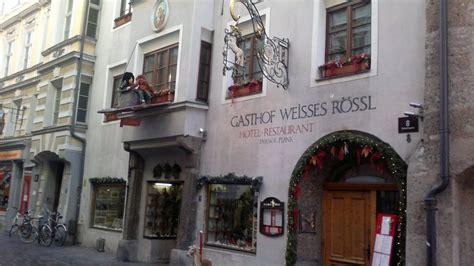 Innsbruck Best Restaurants - gasthof weisses r 246 ssl white inn in innsbruck mein