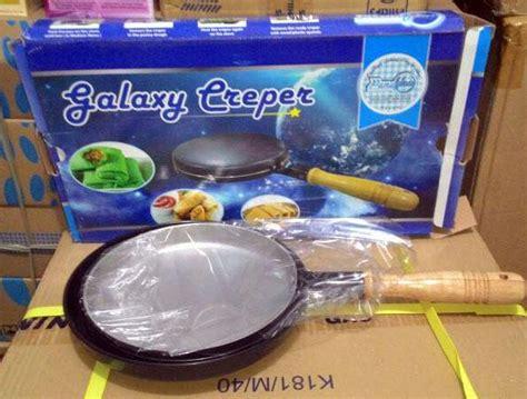 Asli Murah Crepe Maker Galaxy Crepes crepe maker galaxy alat pembuat kulit dadar risole crepes