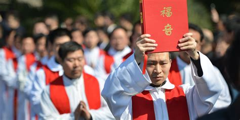 largest christian church in china