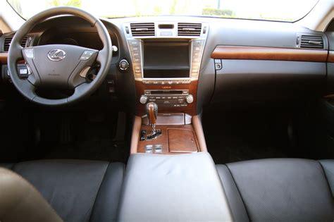 lexus ls interior image gallery 2010 ls 460 interior