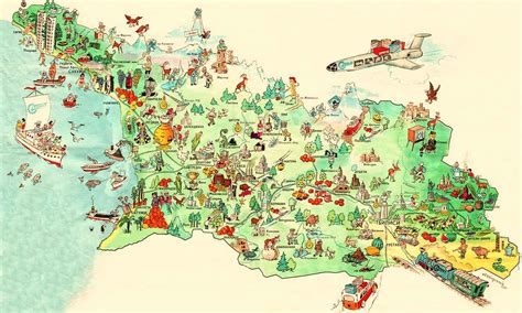 map tourist about tourism tourist maps of about