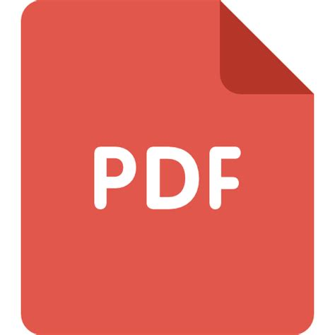 pdf in with pictures free pdf free files and folders icons