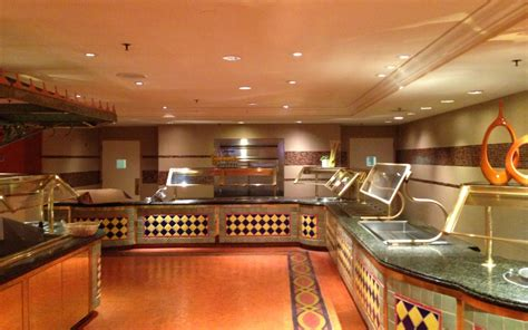 Commercial Tile Alliance Silver Legacy Reno Buffet