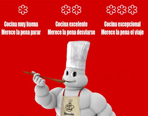 estrella michelin cocina 191 qu 233 significa que un restaurante tenga una dos o tres