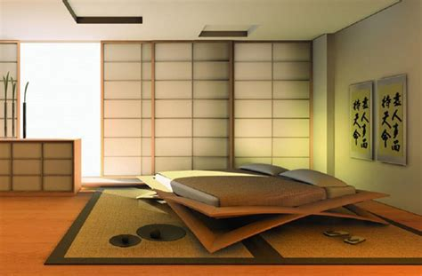 da letto orientale la da letto in stile giapponese idee da copiare
