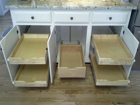 Kitchen Cabinets Pull Out Drawers by Cabinetry Pull Outs Craig W Enterprises Inc