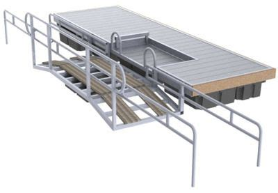 marine boat launch systems aluminum boat launches