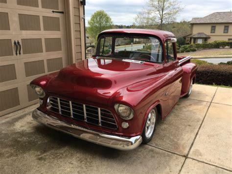 1956 chevrolet truck model c 3100 restomod