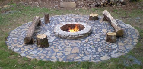 Backyard With Firepit Outdoor Fire Pit Ideas Cheap Fire How To Build A Backyard Pit Cheap